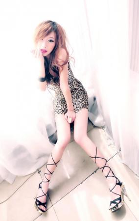 可爱性感妩媚的女生qq头像