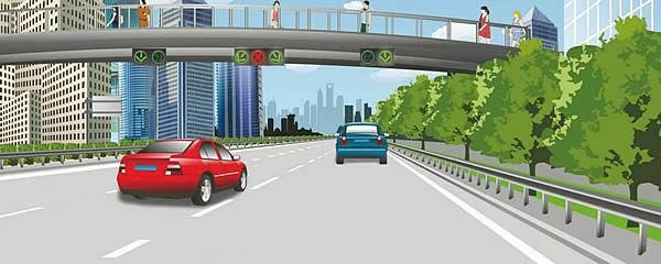 驾驶证科目四模拟考试练习题