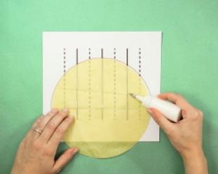 蜂窝灯笼制作方法图解