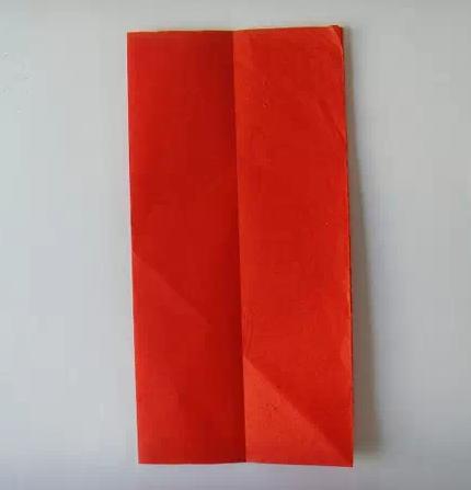 结婚常用的双喜剪纸步骤图解