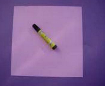 小青蛙折纸手工教程