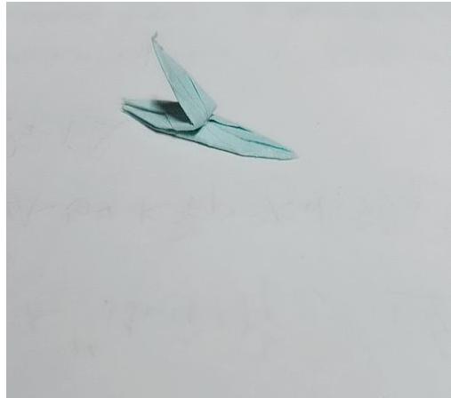 折纸千纸鹤折法图解
