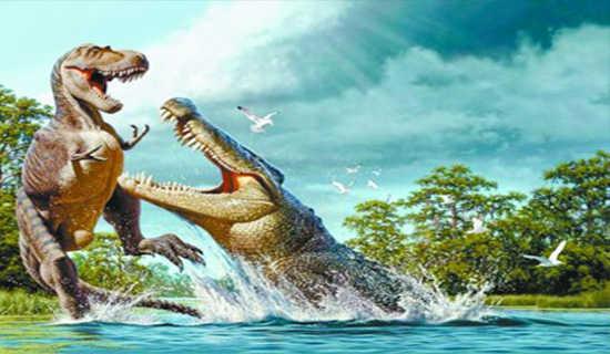 《恐龙的灭绝》说课稿
