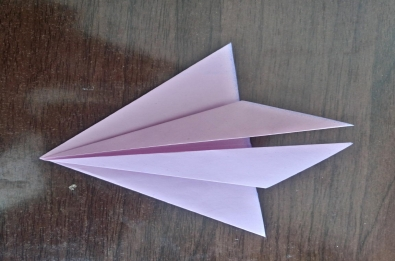 《蝙蝠》折纸教程