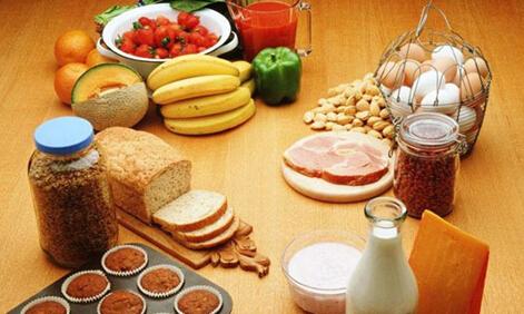 产褥期营养食谱举例